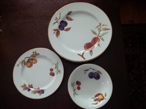 Evesham Dishes