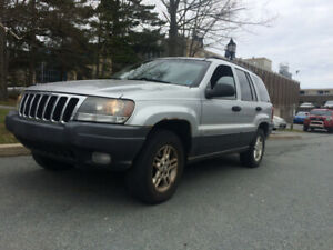 2002 Jeep Cherokee 4x4 trade for 5 speed