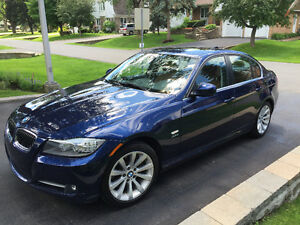 2011 BMW 3-Series 335i xDrive Sedan