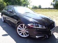 2013 Jaguar XF 3.0d V6 S Portfolio 4dr Auto [Start Stop] Adaptive Cruise! Ful...
