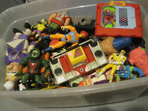 Big Box of Old Toys