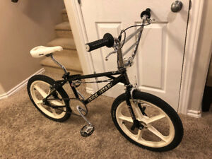 Wanted: 80's and 90's bmx bikes or frames or parts