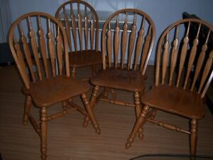 4 Roxton Dining Chairs