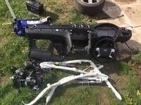 2012 Ford Galaxy airbag kit