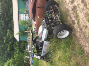 Gremlin Dirt Modified Buggy Project Racecar