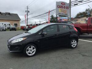 2016 Ford Fiesta SE Hatchback 6-Speed Automatic