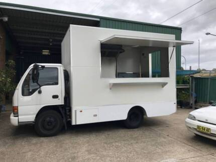MOBILE FOOD VAN Minto Campbelltown Area Preview