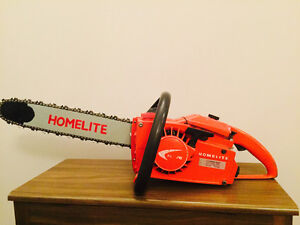 Homelite XL 76 Chainsaw