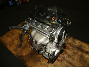 01-05 JDM HONDA CIVIC, ACURA D17A 1.7L VTEC ENGINE LONG BLOCK