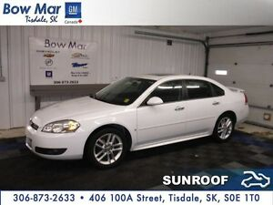 2010 Chevrolet Impala LTZ -*CERTIFIED*SUNROOF*REMOTE START*