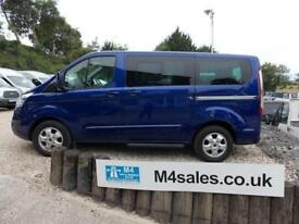 Ford Tourneo Custom 310 Titanium Tdci 130ps 2.0 Manual Diesel
