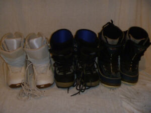 Snowboard boots Sims Rossignol Morrow  size 8, 8.5 us