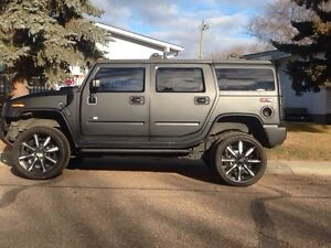 2005 hummer h2 luxury edition