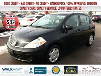 2009 Nissan Versa 1.8S | FWD | Cloth | Extra Clean