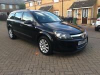 2008 Vauxhall Astra 1.7 CDTi 16v Life Estate 5dr Diesel Manual (a/c) (135 g/km,
