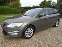 HIGH SPEC 2013 13 Ford Mondeo DIESEL ESTATE Zetec Business £20 TAX * SAT-NAV *