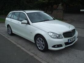 MERCEDES-BENZ C220 2.1CDI BLUE F CDI SE EDITION 6 SPEED STOP/START ONE OWNER