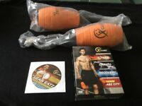 Clubz Fitness with dvd's