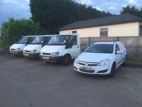 Mk6 Transit Pickup x3 Non Runners... 2008 Mk5 Astra Van Spares Or Repairs Drive Away!!!