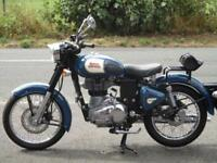 ROYAL ENFIELD CLASSIC 500, 2016/66, 61 MILES ONLY