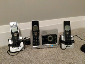 Vtech phones with answering machine
