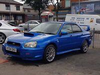 Subaru STI Fresh Import MINT widetrack (not Audi/BMW/Evo)