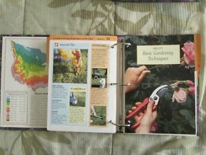 Gardening Made Easy  2 Binder Set Kitchener / Waterloo Kitchener Area image 2