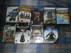 PC Games - Individually Priced - Please Contact if Interested