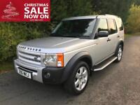 2005 LANDROVER DISCOVERY 3 2.7 TDV6 HSE AUTOMATIC 4X4 7 SEATER TURBO DIESEL