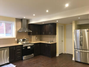 Walk Out Brand New One Bedroom Basement Apartment in MILTON