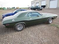 1970 RT 383 Challenger - swap or trade for viper?