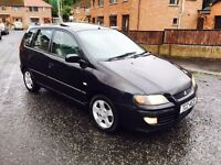 2003 MITSUBISHI SPACESTAR CLASSIC 5-DOOR 1.3L MOTD JULY 2017 ONLY 70 k FULL SERVICE RECORD £700
