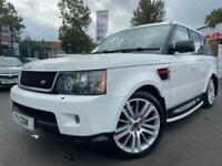 2013 Land Rover Range Rover Sport 3.0 SDV6 HSE RED 5d 255 BHP Estate Diesel Auto