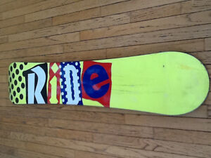 Ride snowboard Kitchener / Waterloo Kitchener Area image 2