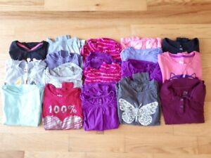 Girls Size 7 Wardrobe, Less Than $1 Each