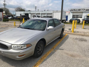 2005 Buick LeSabre - Saftied & Certified