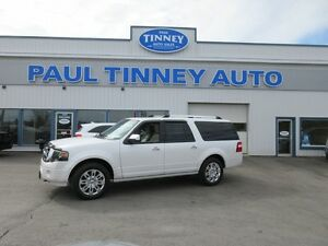 2014 Ford Expedition EL Limited 4WD Peterborough Peterborough Area image 2