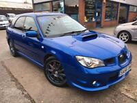 Subaru Impreza 2.5 Sports Wagon 4x4 WRX SUNROOF & LEATHER,