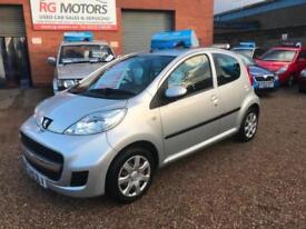 2010 Peugeot 107 1.0 12v Urban Silver 5dr Hatch, **ANY PX WELCOME**
