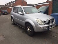 Ssangyong Rexton 2004 2,7 diesle