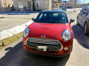 2015 Red MINI Other Coupe (2 door) for Sale