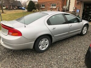 2002 Chrysler Intrepid SE