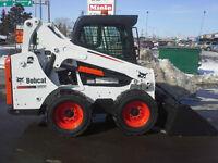 2013 Bobcat (Skid-Steer)