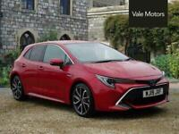 2019 Toyota Corolla 1.8 VVT-h Excel CVT (s/s) 5dr Hatchback Petrol/Electric Hybr