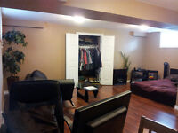 New Bachelor Apartment. FURNISHED. Util Included.Near University