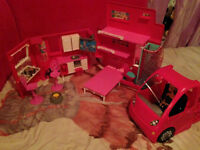 Barbie Trailer and more