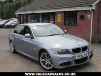 2010 10 BMW 3 SERIES 320D M SPORT BUSINESS EDITION 4DR DIESEL