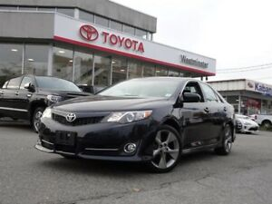 2014 Toyota Camry V6 SE Premium Package