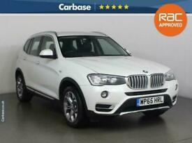 image for 2015 BMW X3 xDrive20d xLine 5dr Step Auto - SUV 5 Seats SUV Diesel Automatic