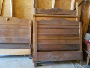 headboards and footboards